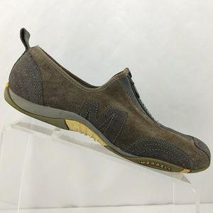 Merrell Zippered Sneakers